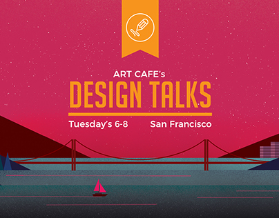 Design Talks Postcard