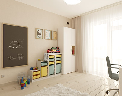 Two room apartment