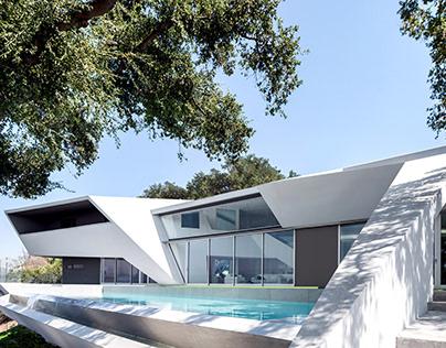 MU77 Residence in LA, CA by Arshia Architects, Ltd