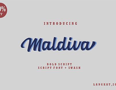 Maldiva Update Glyph