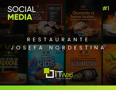 Social Media   Josefa Nordestina #1