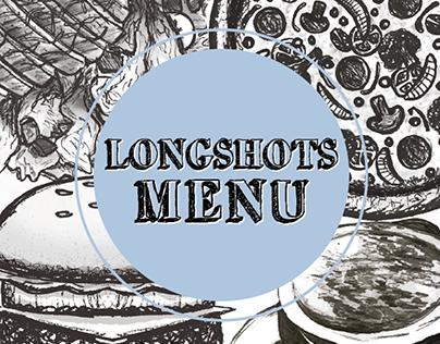 Longshots Menu