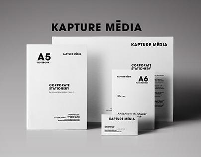 Kapture Média /// Paris