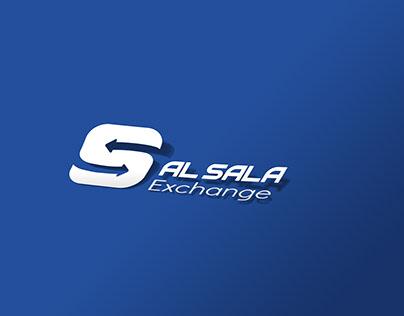 AL SALA logo & Identity