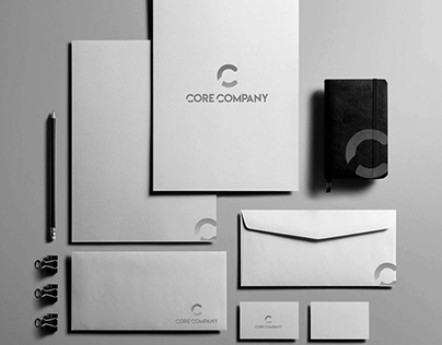 Brand Manual | Core Company
