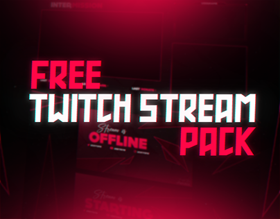 Free Clean Twitch Overlay