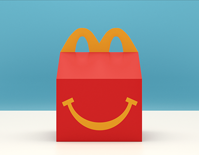 MC DONALDS - HAPPY MEAL: BOOK OR TOY