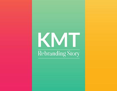 KMT SILKS Rebranding Story