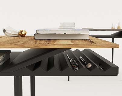 SPIKY desk