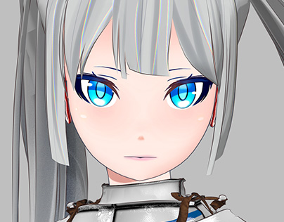 rep (3DCG original character)