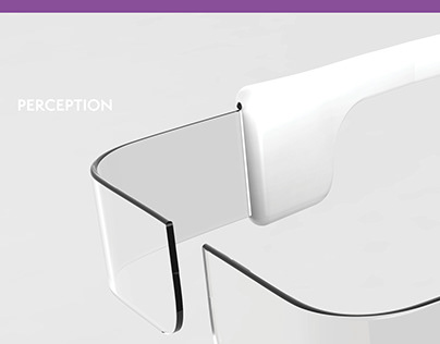 Perception, Augmented Reality Headset Concept