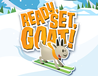 Ready Set Goat! Responsive Web Game