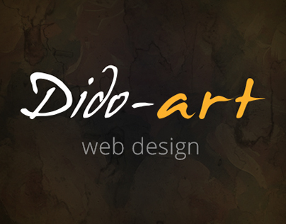 Dido art / Web Design