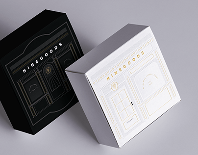 9Goods Box Design