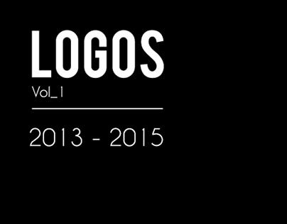 Logotypes 2013 - 2015