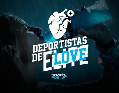 Powerade / Deportistas de Elove