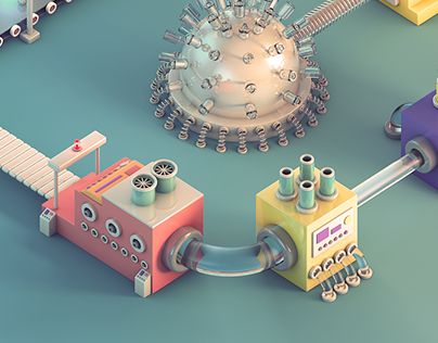 Machines In Miniature
