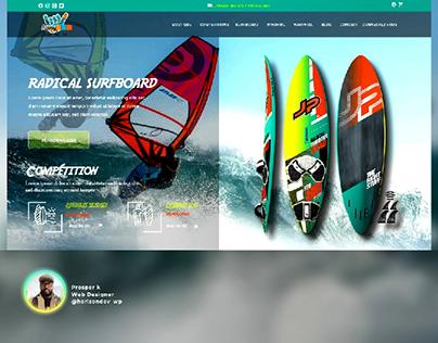 surfboard website