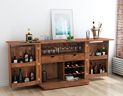 20 best wall wine cabinets
