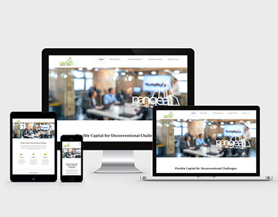 Pangea Mortgage Capital Website