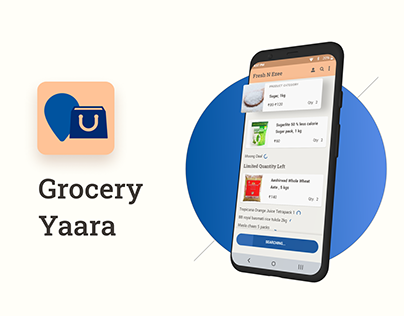 """Grocery Yaara- Let this """"yaar"""" find out what you need"""