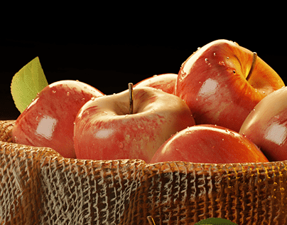 Apple Bowl   Learning Blender