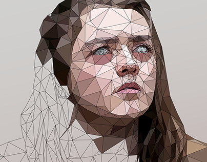 'Game of Thrones' Low Poly 2016