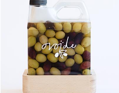 Ovoïde   Packaging d'olives