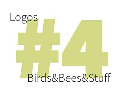Animal Logos #2 - Birds&Bees&Stuff