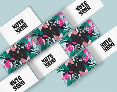 KUTE KEIKI // Rebranding