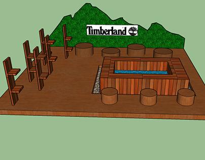 Punto de Venta para Timberland