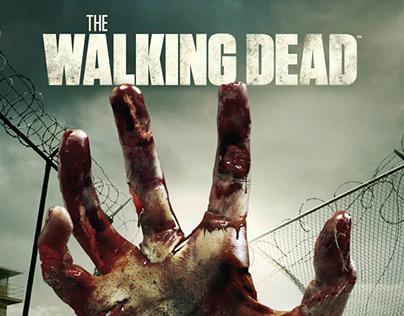 The Walking Dead countdown