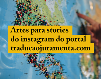 Stories - Tradução Juramentada