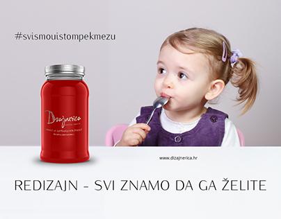 Dizajnerica Web Campaign