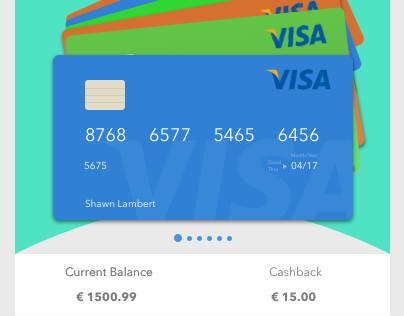 Card Transactions Feature