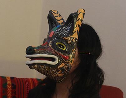 Alebrije y máscaras