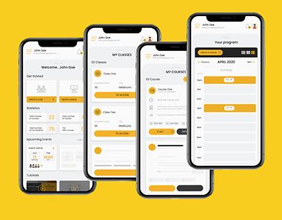 Education App Design and Development