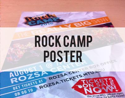 Rock Camp Post Card