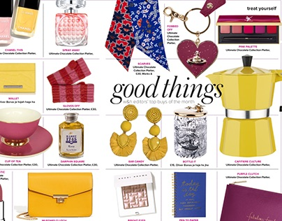 Good Things, W&H Feb 2018