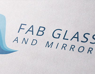 FAB Glass and Mirror Inc, USA. Corporate Branding