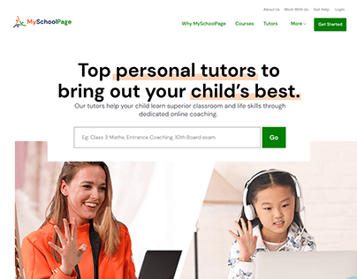EdTech Website