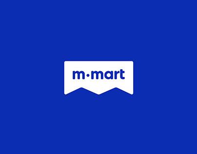 m•mart branding