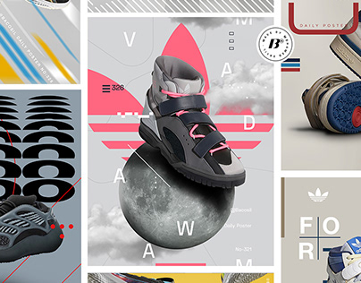 Sneaker Posters—Vol 17