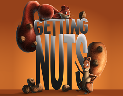 Getting Nuts (Animation Short - Cover)