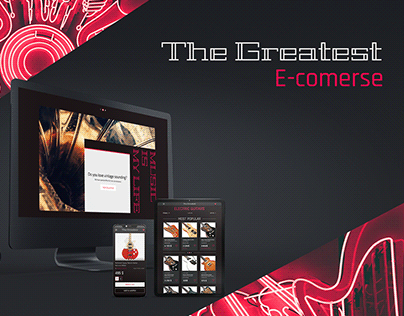 Online store | Music e-commerce | The Greatest