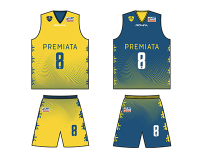 Sutor Basket Official Kit 2019/2020