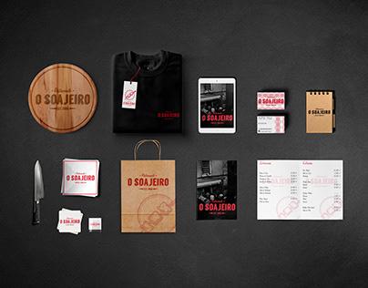 O Soajeiro - Branding