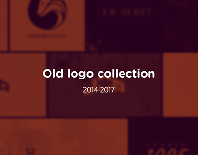 Old Logo Collection (2014-2017)