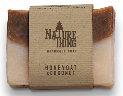 Nature Thing - Handmade Soap