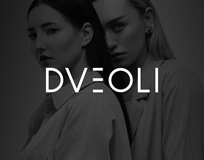 DVEOLI shop logotype